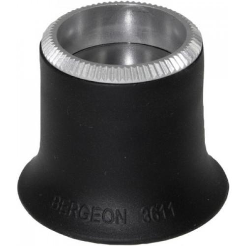 Monocolo Bergeon 3611-N-2.5