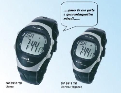 Orologio da polso lcd parlante DV9910 - DV9911