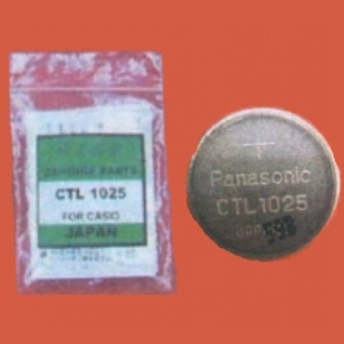 Accumulatore Casio CTL1025