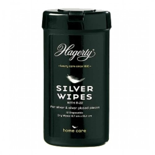 Hagerty silver wipes